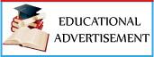 view Educational institue, colleges and school advertisement booking in india's leading english , hindi newspapers,view educational ads sample here