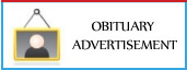 Check Online Death Obituary Advertisement Booking in India's Leading English/Hindi /Gujarati / Marathi Newspapers,View Obituary Advertising Sample here