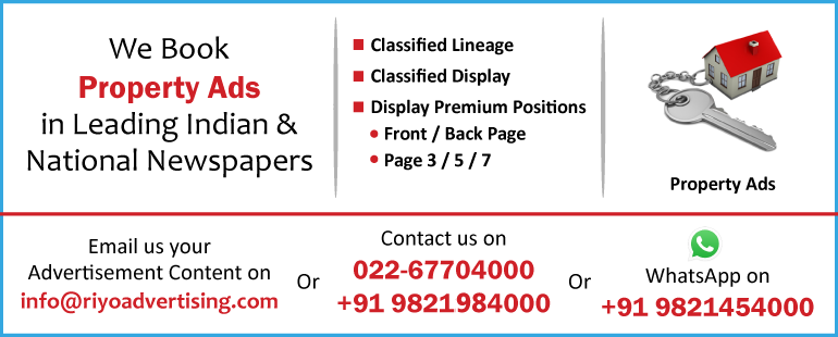 Property ads in Mumbai